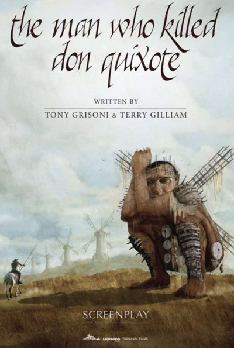 Bild zu The Man Who Killed Don Quixote von Terry Gilliam
