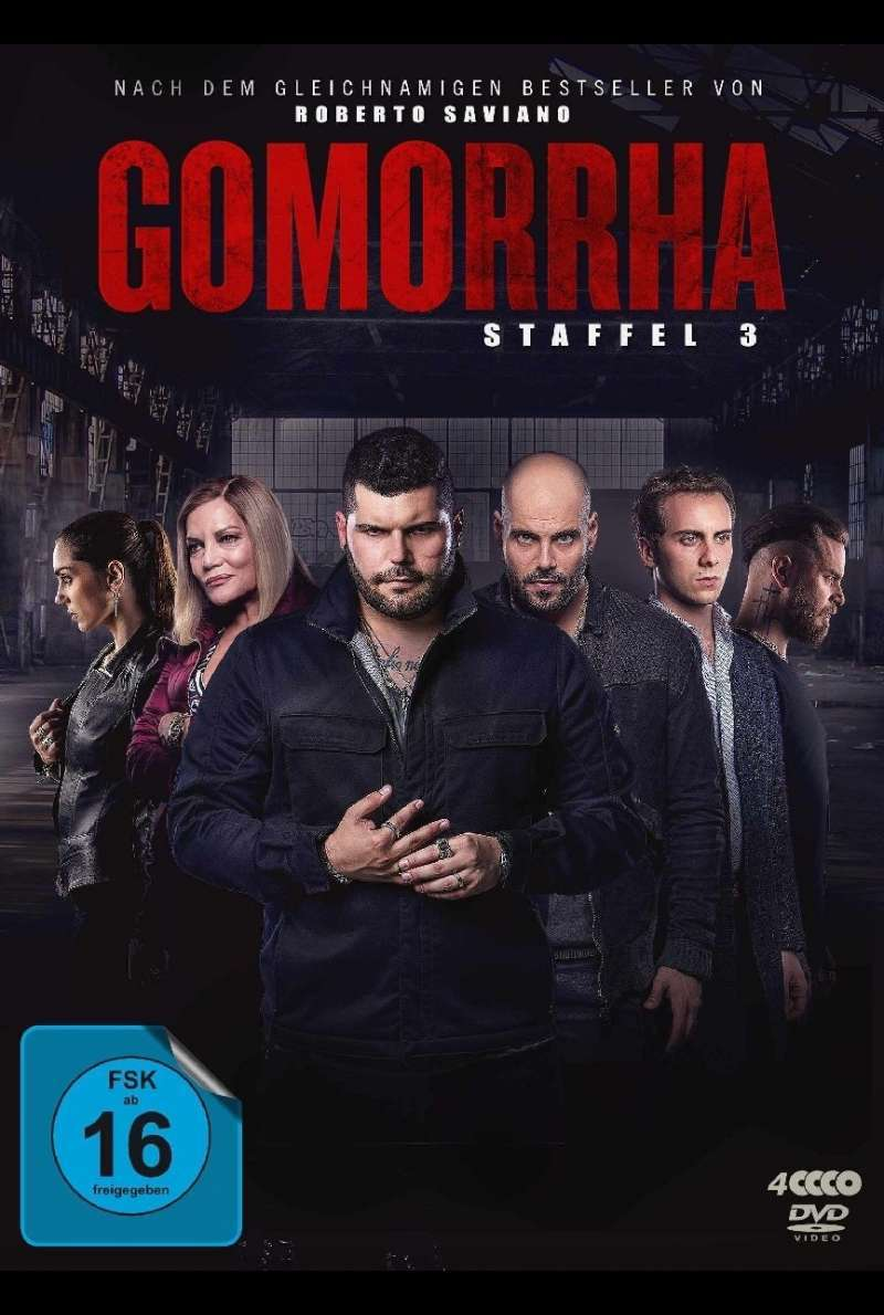 Gomorrha - Staffel 3 - Cover