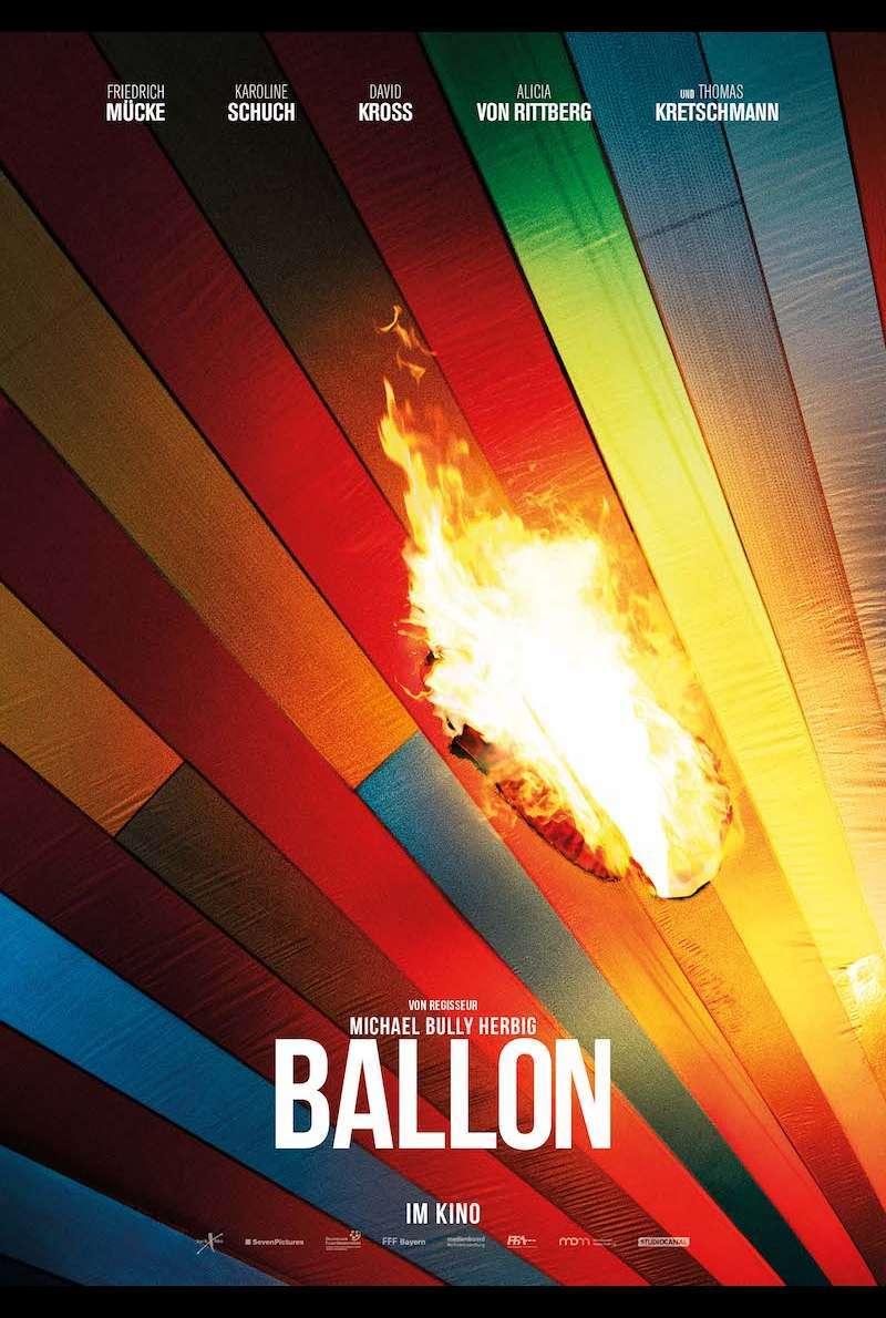 Der Ballon Stream