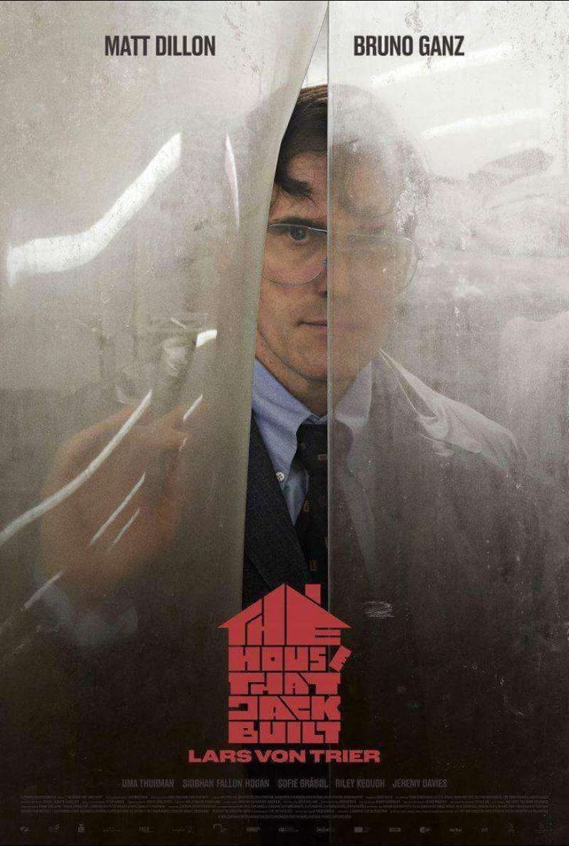 Poster 2 zu The House That Jack Built (2018)