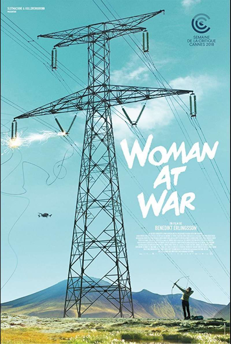 Poster zu Woman at War (2018)