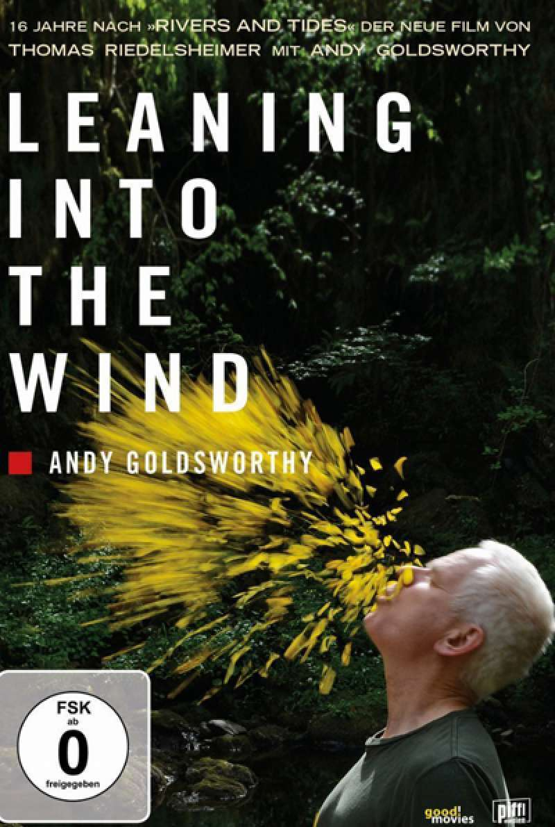 Bild zu Leaning Into the Wind - Andy Goldsworthy von Thomas Riedelsheimer