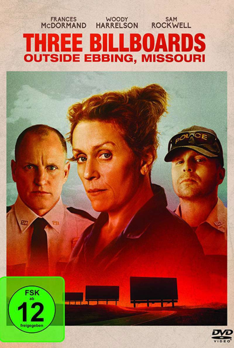 Bild zu Three Billboards Outside Ebbing, Missouri von Martin McDonagh