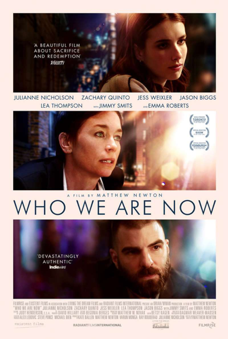 Bild zu Who We Are Now von Matthew Newton