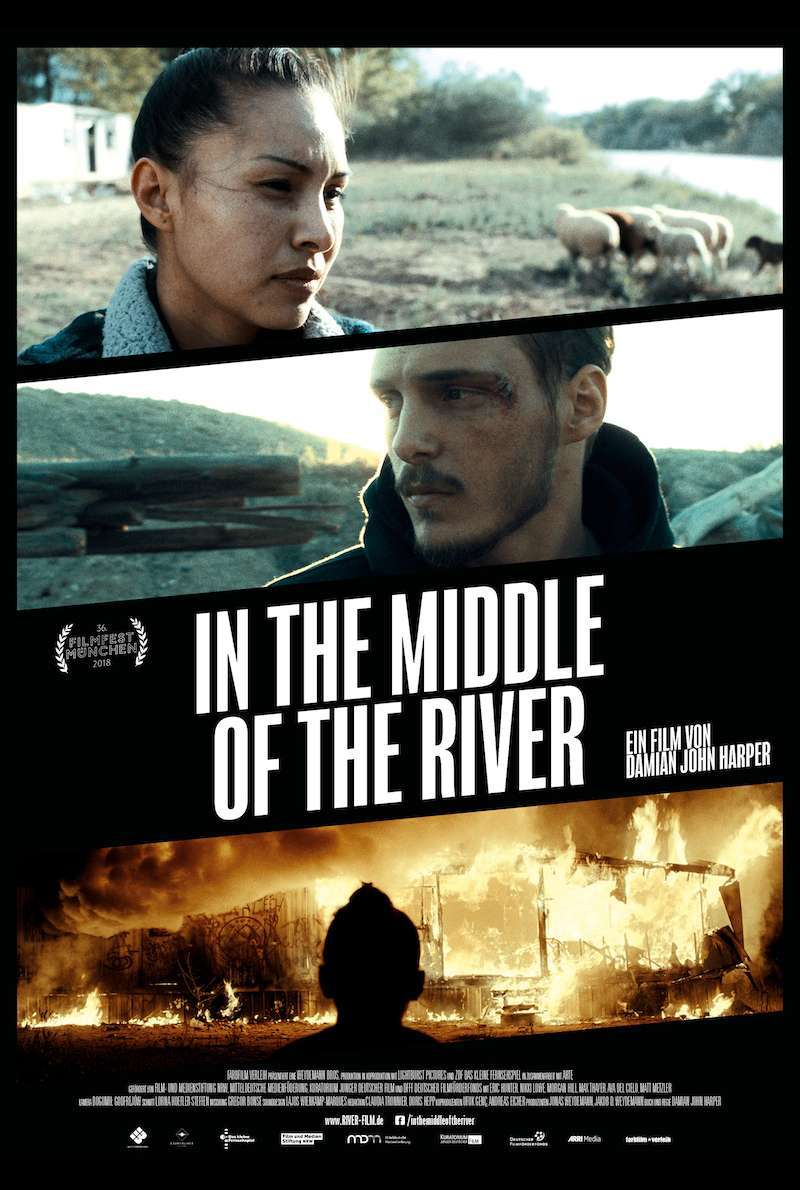 Festivalplakat zu In the Middle of the River (2018)