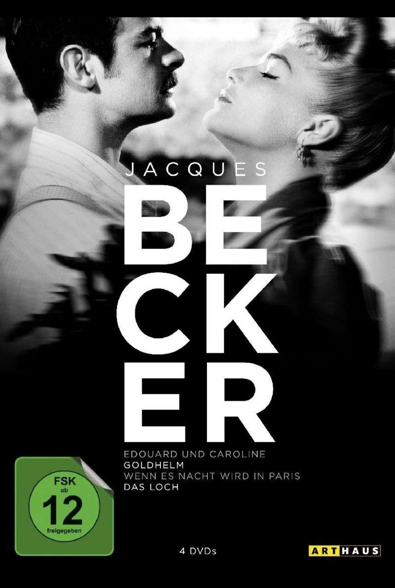 Jacques Becker Edition - DVD-Cover