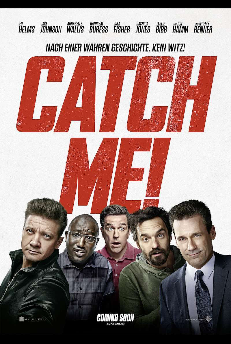 Poster zu Catch Me! (2018)
