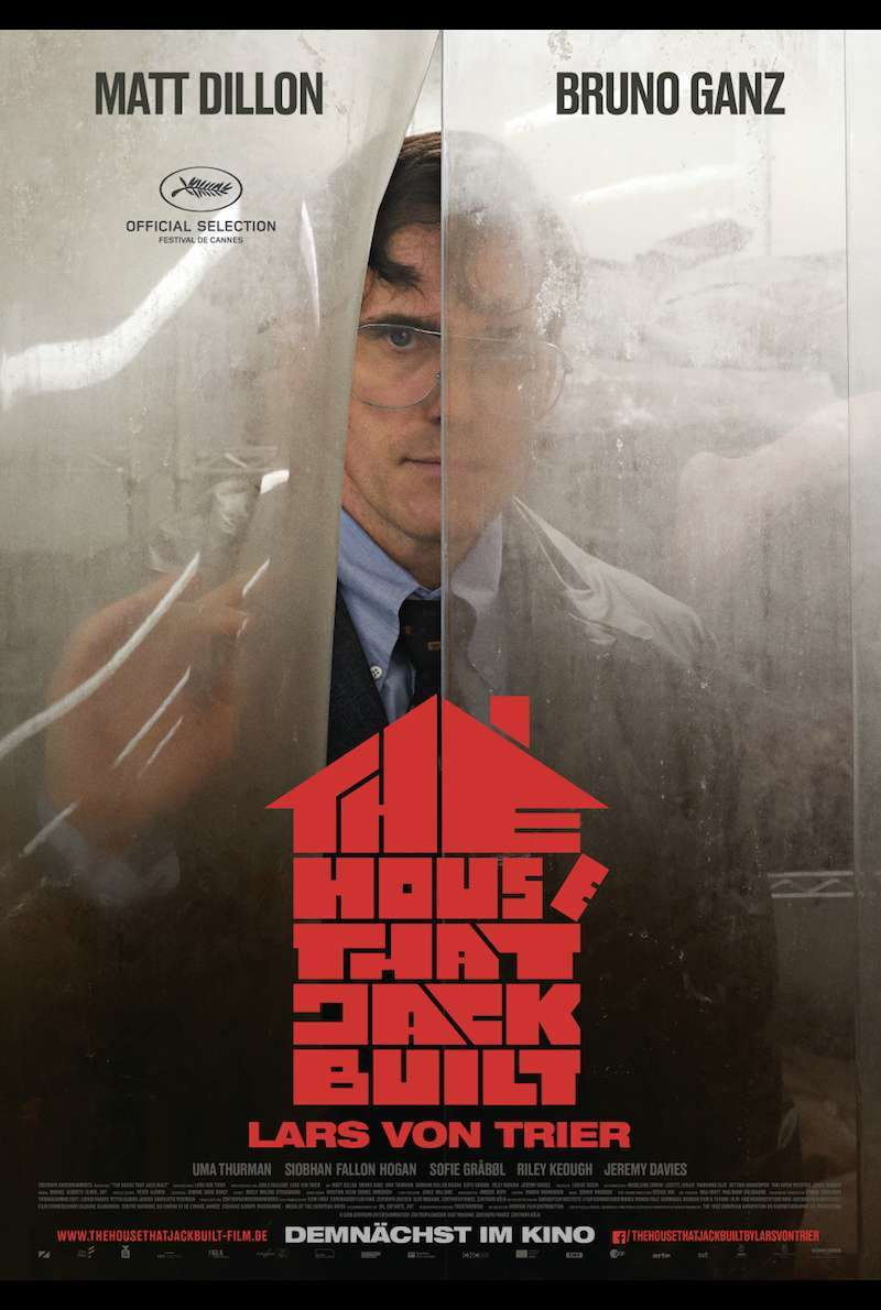 Poster zu The House That Jack Built (2018)