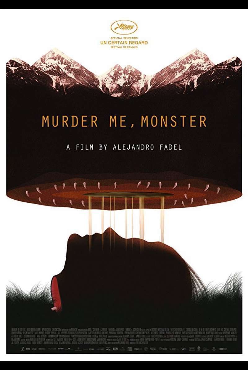Poster zu Murder Me, Monster (2018)