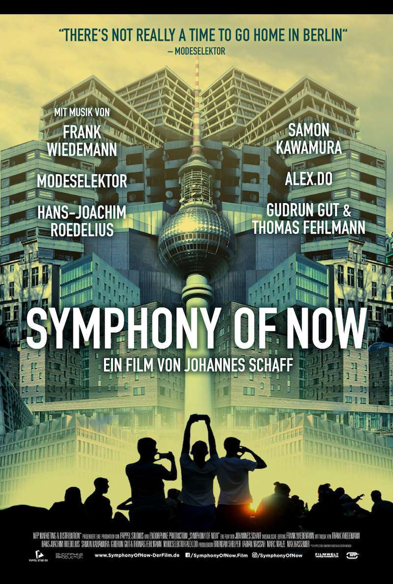 Filmplakat zu Symphony of Now (2018)
