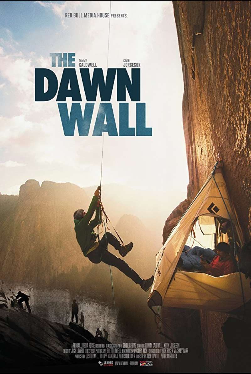 Poster zu The Dawn Wall (2017)