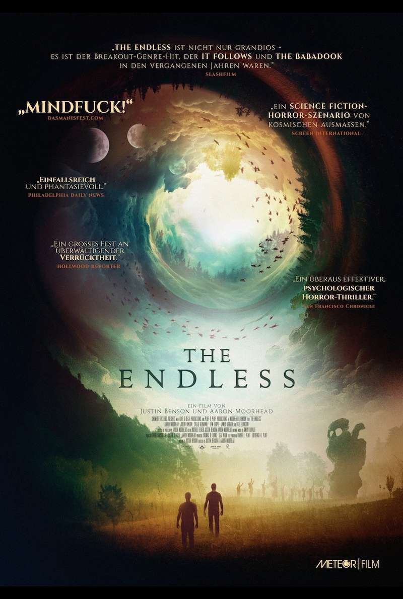 Filmplakat zu The Endless (2017)