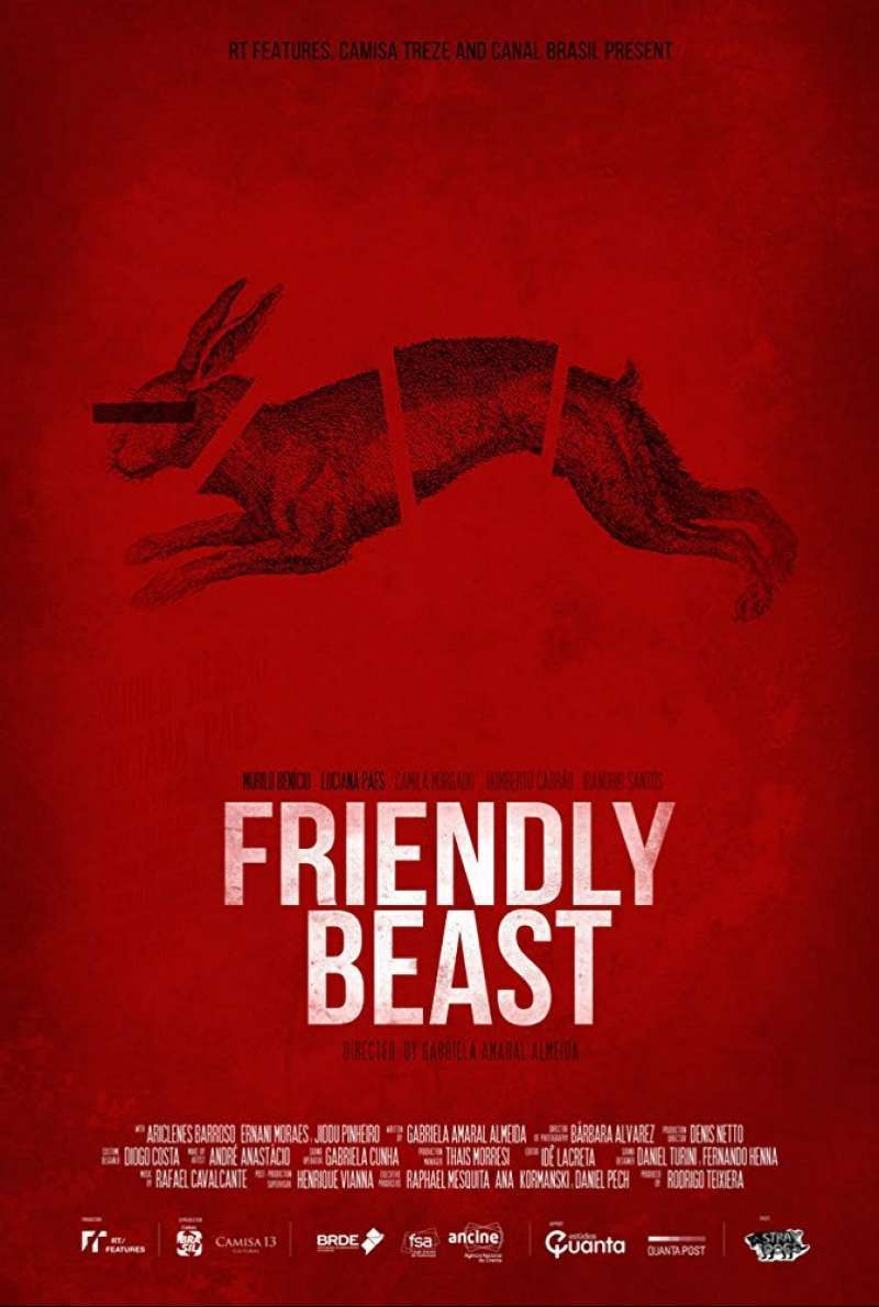 Filmposter zu The Friendly Beast (2017)