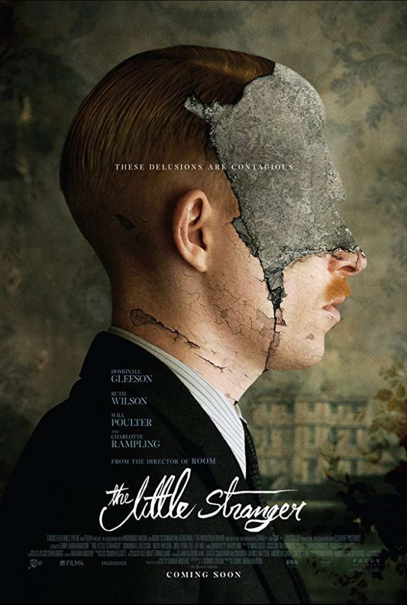 Teaserplakat zu The Little Stranger (2018)