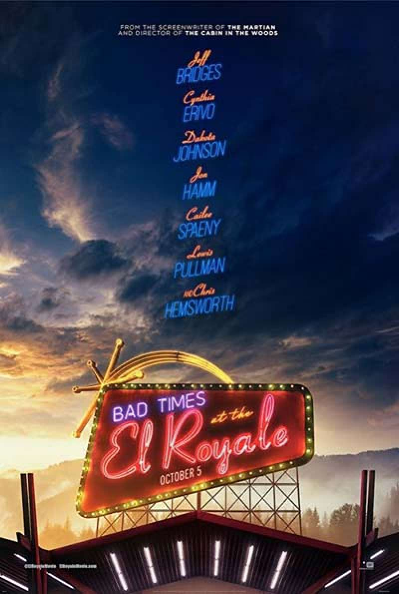 Bild zu Bad Times at the El Royale von Drew Goddard