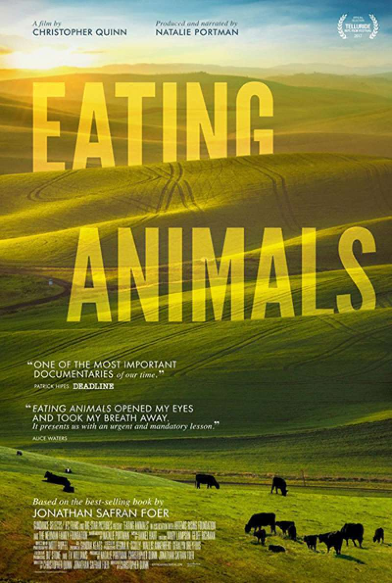 Bild zu Eating Animals von Christopher Dillon Quinn