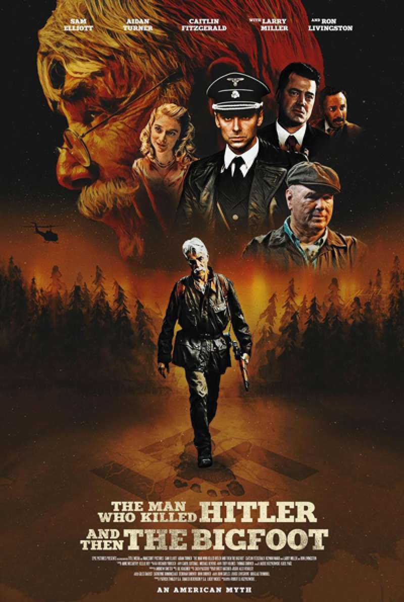 Bild zu The Man Who Killed Hitler and then The Bigfoot von Robert Krzykowski