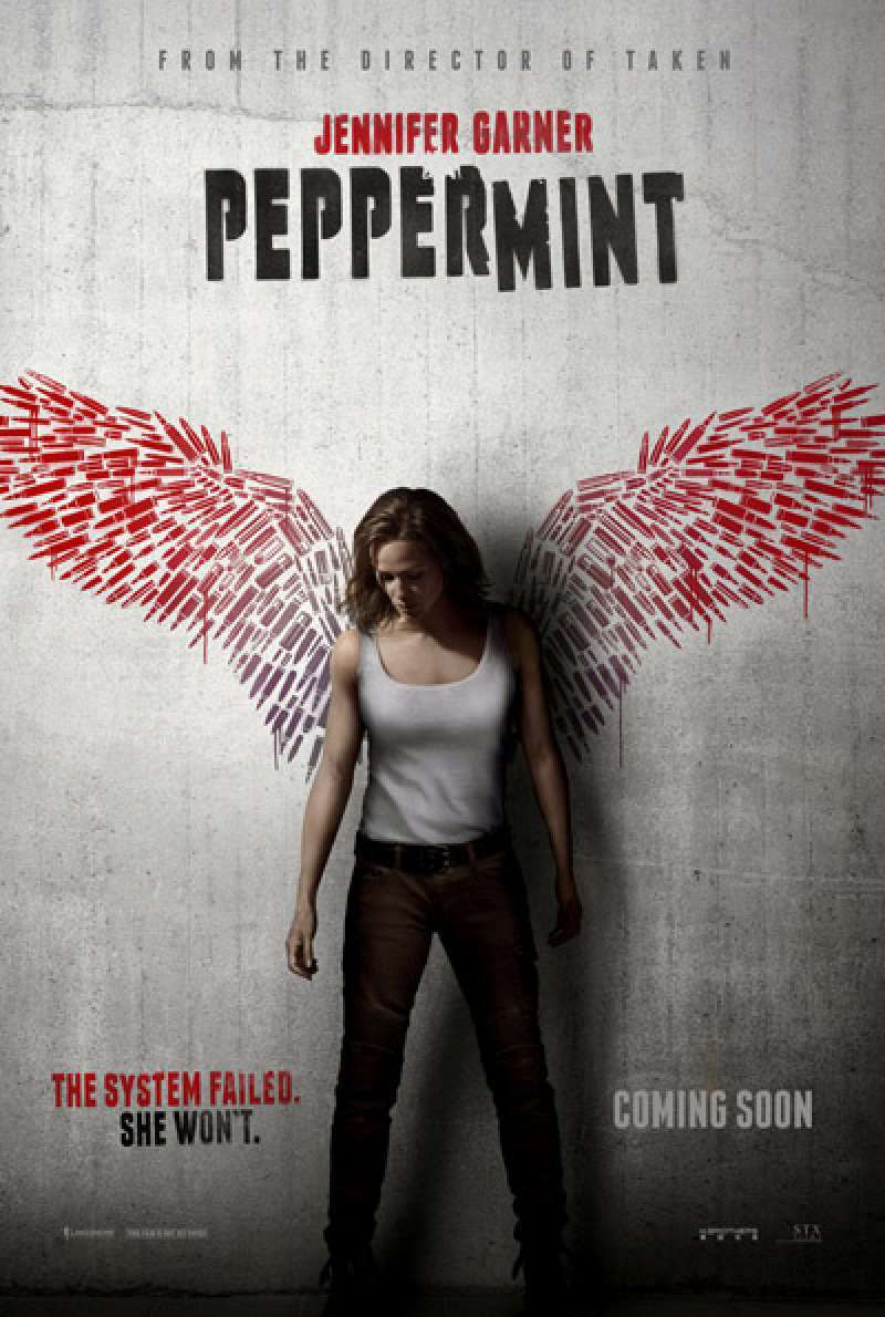 Peppermint Angel Of Vengeance