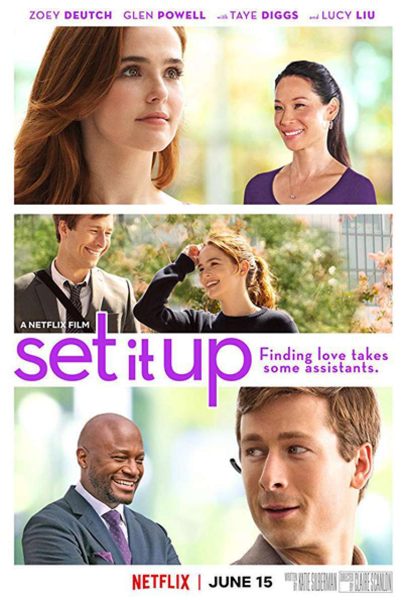 Bild zu Set It Up von Claire Scanlon