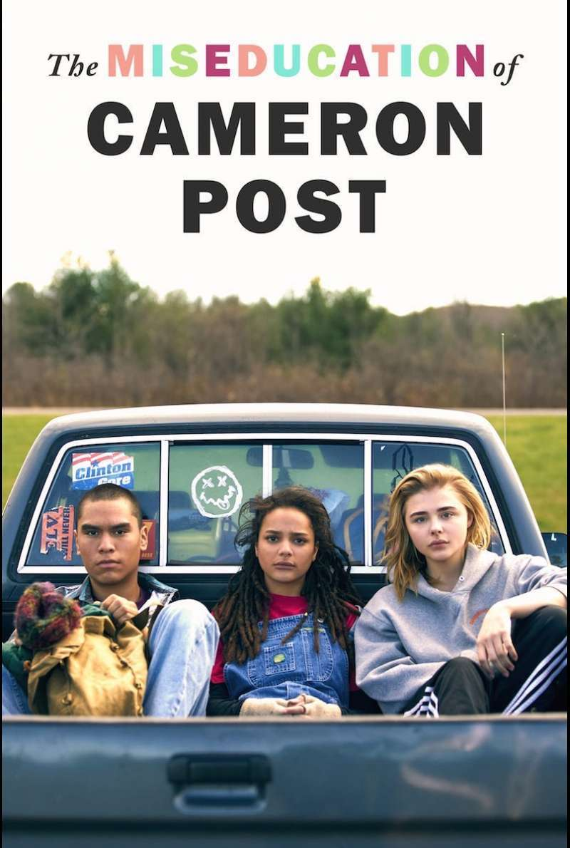 Poster zu The Miseducation of Cameron Post (2018)