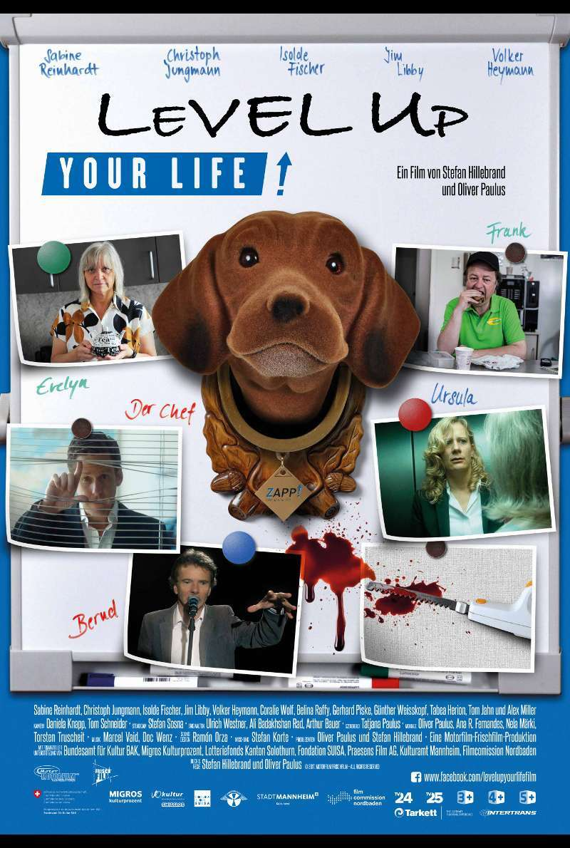 Poster zu Level Up Your Life (2018)