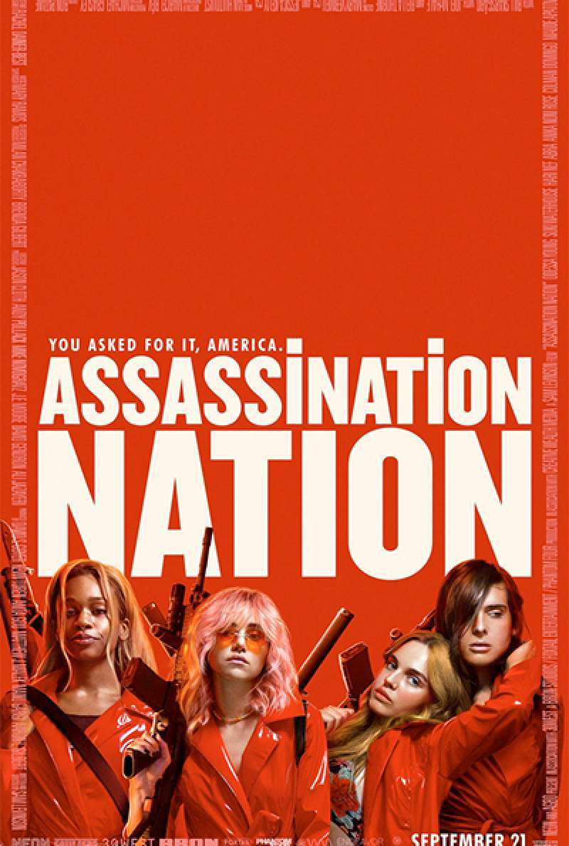Bild zu Assassination Nation von Sam Levinson