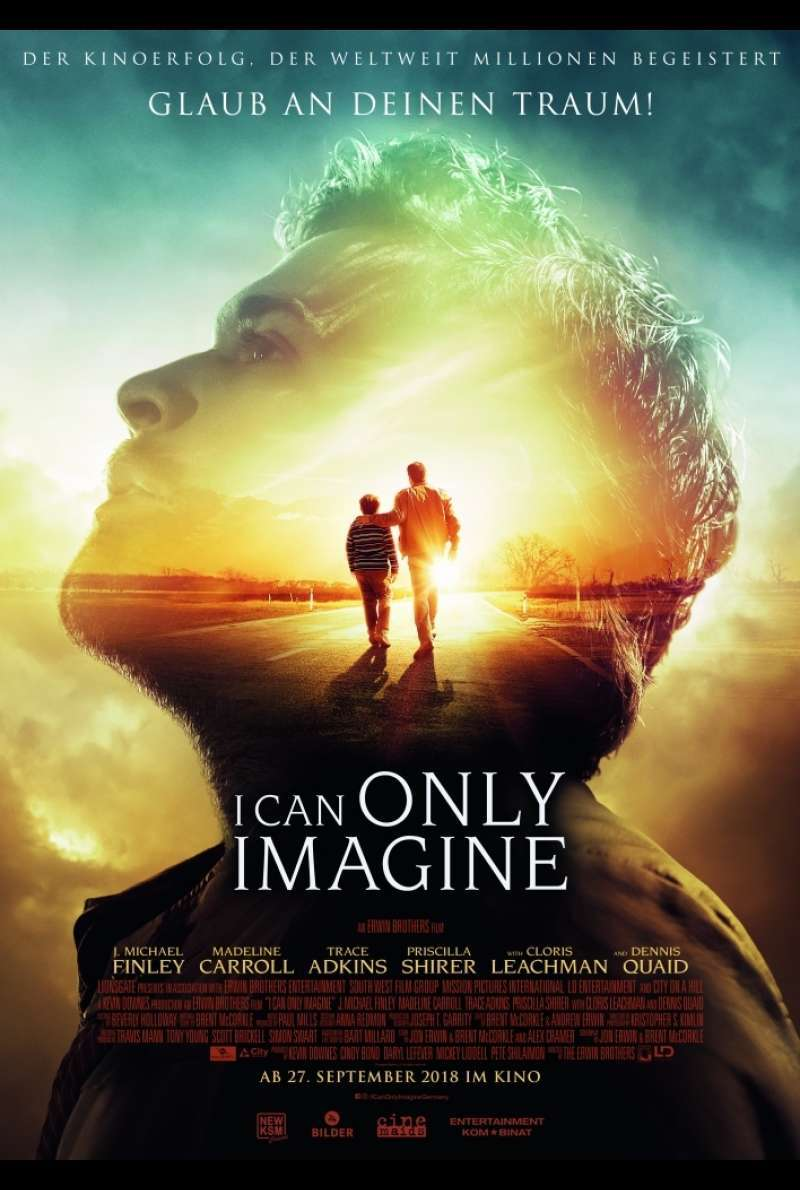 Poster zu I Can Only Imagine (2018)