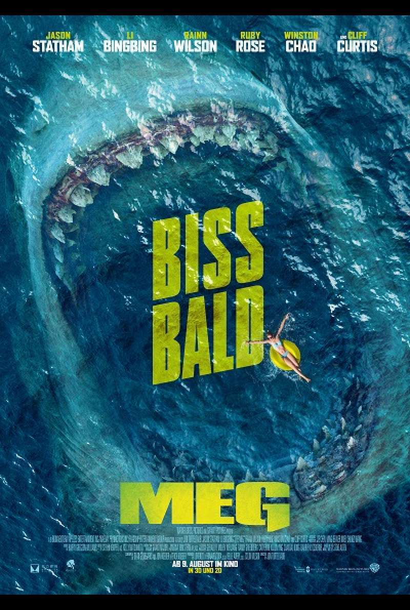 The Meg - Filmplakat