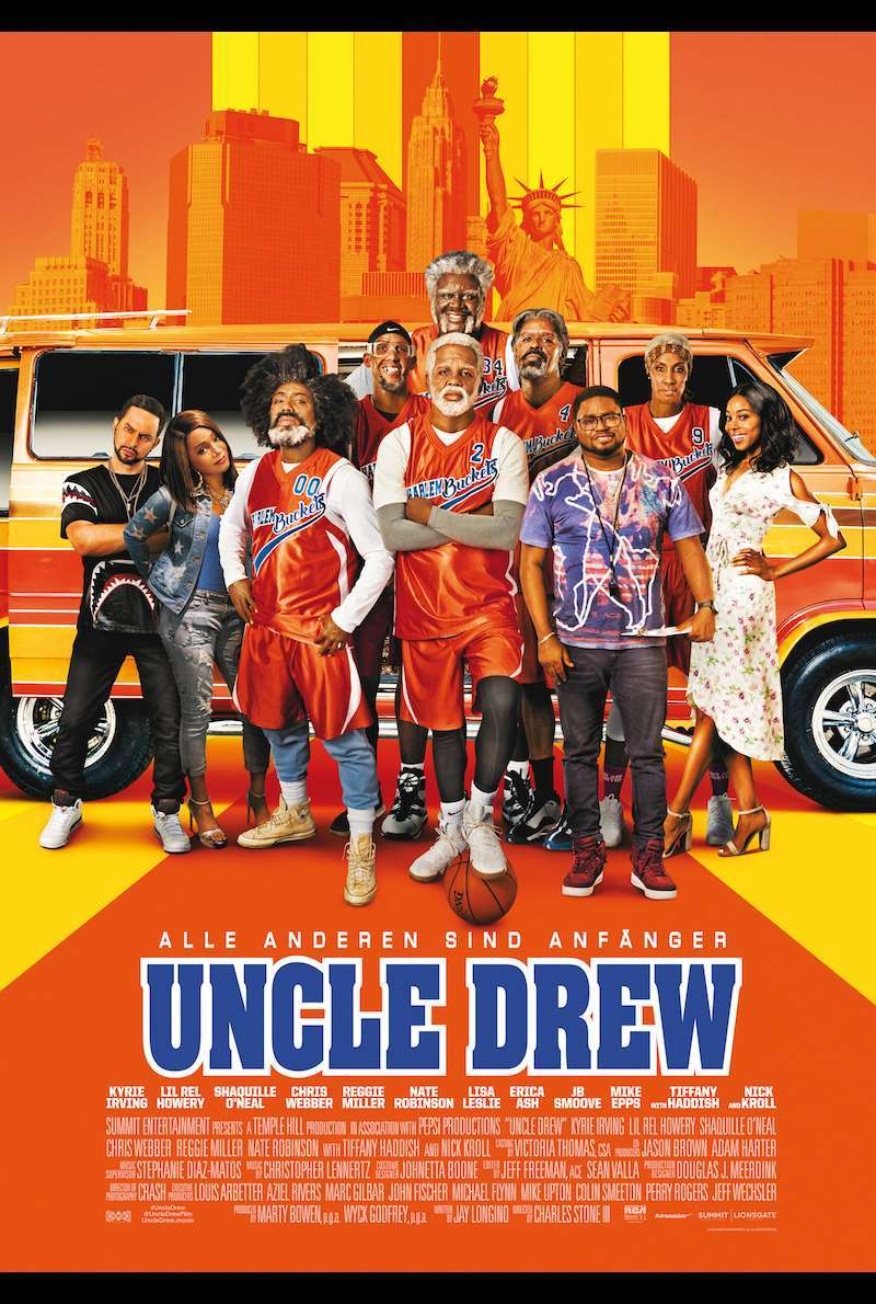 Poster zu Uncle Drew (2018)