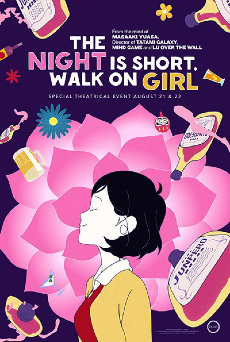 Bild zu The Night is Short, Walk On Girl von Masaaki Yuasa