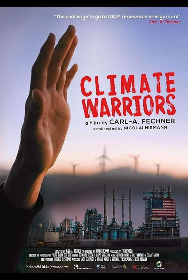 Climate Warriors - Filmplakat