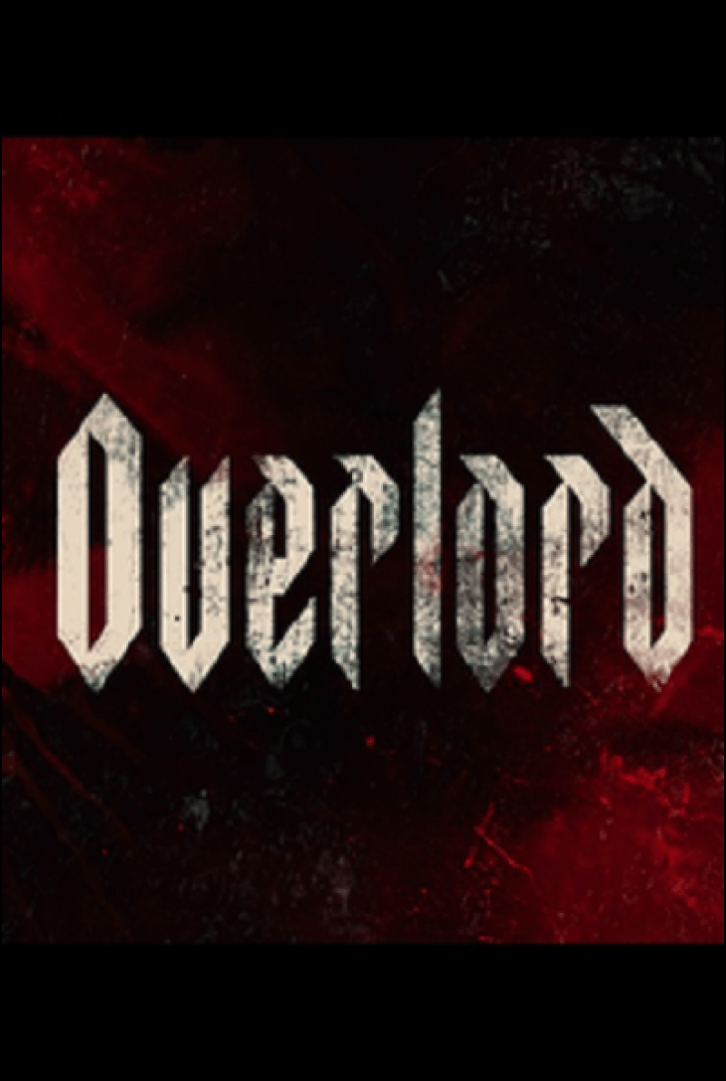 Operation: Overlord - Teaser-Plakat