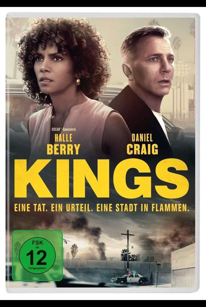 DVD-Cover zu Kings (2017)