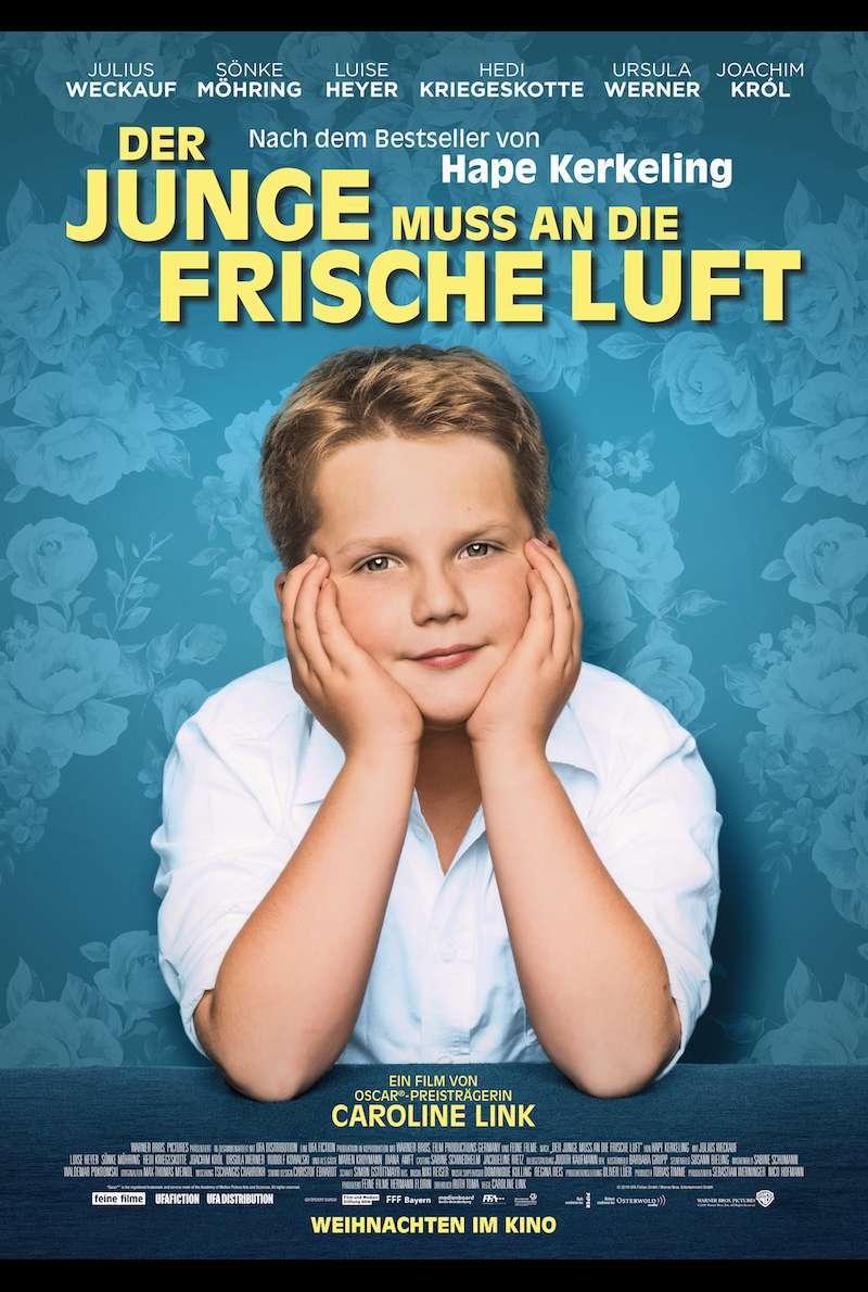Der Junge Muss An Die Frische Luft 2018 Film Trailer Kritik