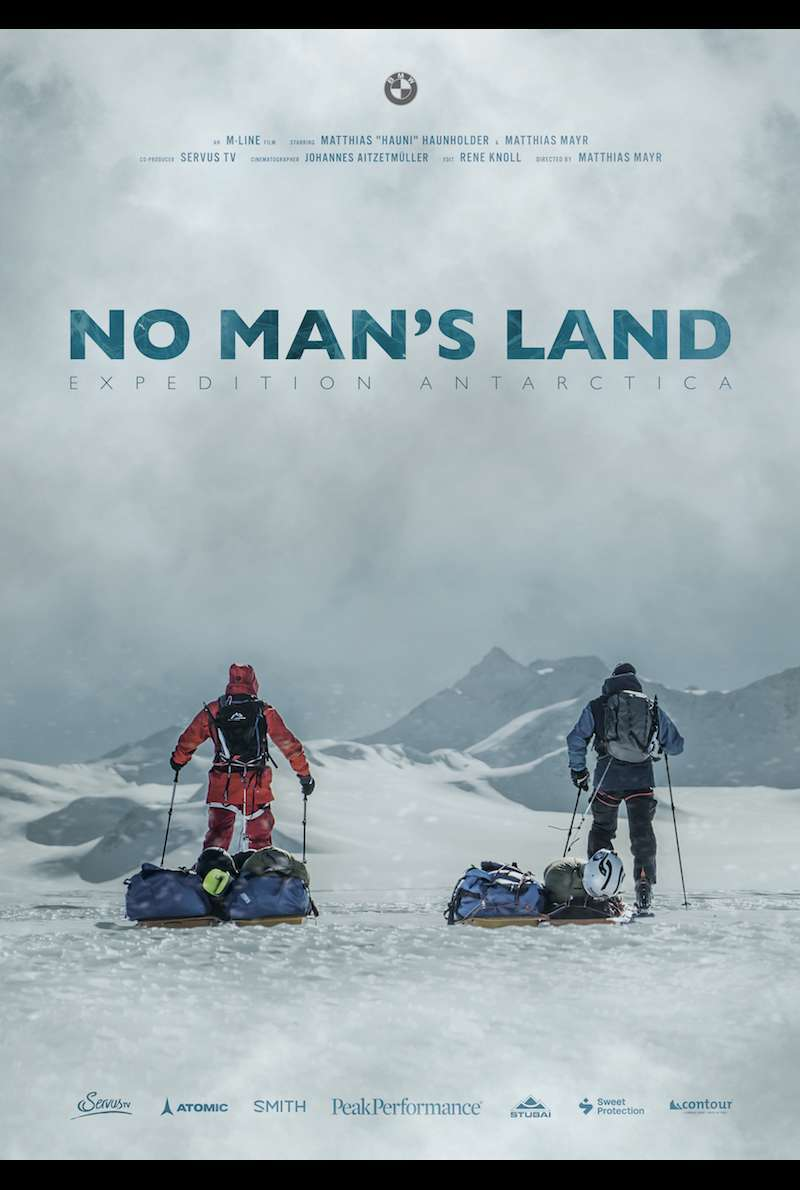 Poster zu No Man's Land  - Expedition Antarctica (2018)