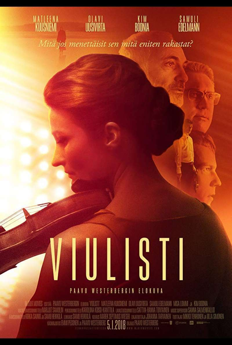 Poster zu The Violin Player (2018)
