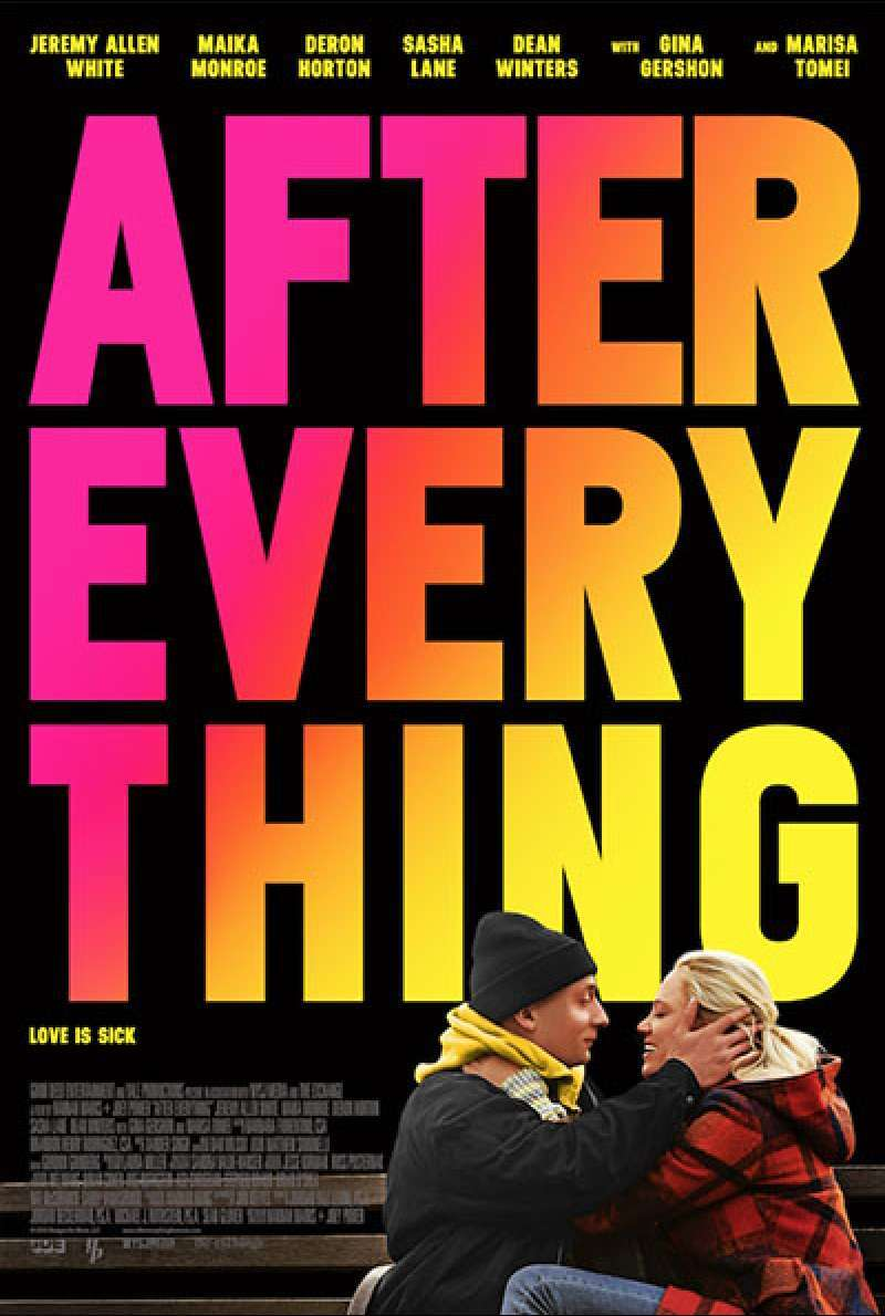 Bild zu After Everything von Hannah Marks, Joey Power