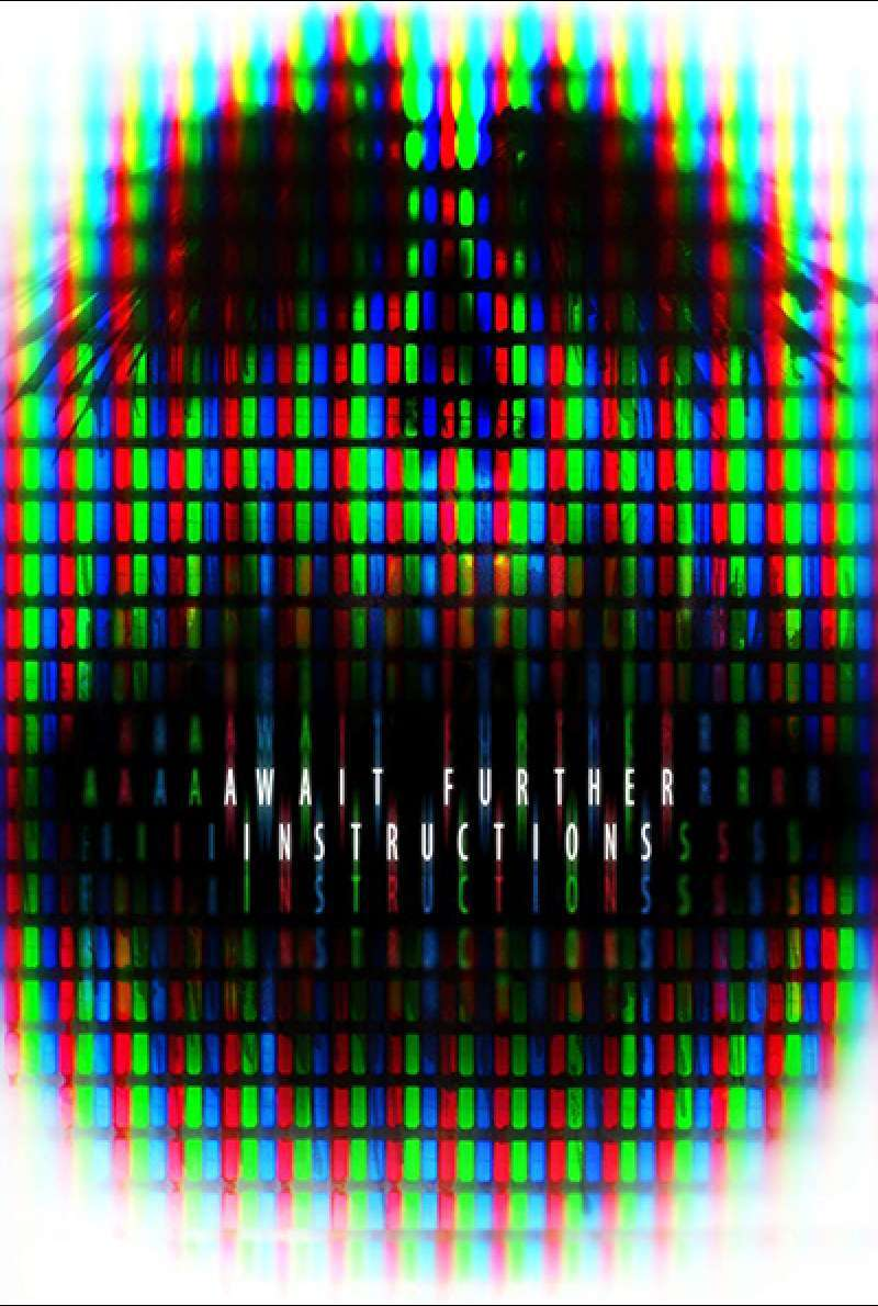 Bild zu Await Further Instructions von Johnny Kevorkian