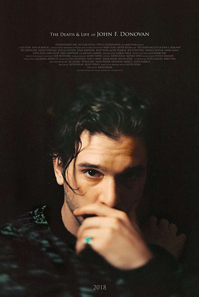 Bild zu The Death and Life of John F. Donovan von Xavier Dolan
