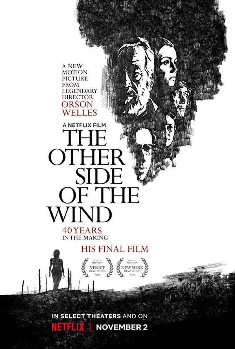 Bild zu The Other Side of the Wind von Orson Welles
