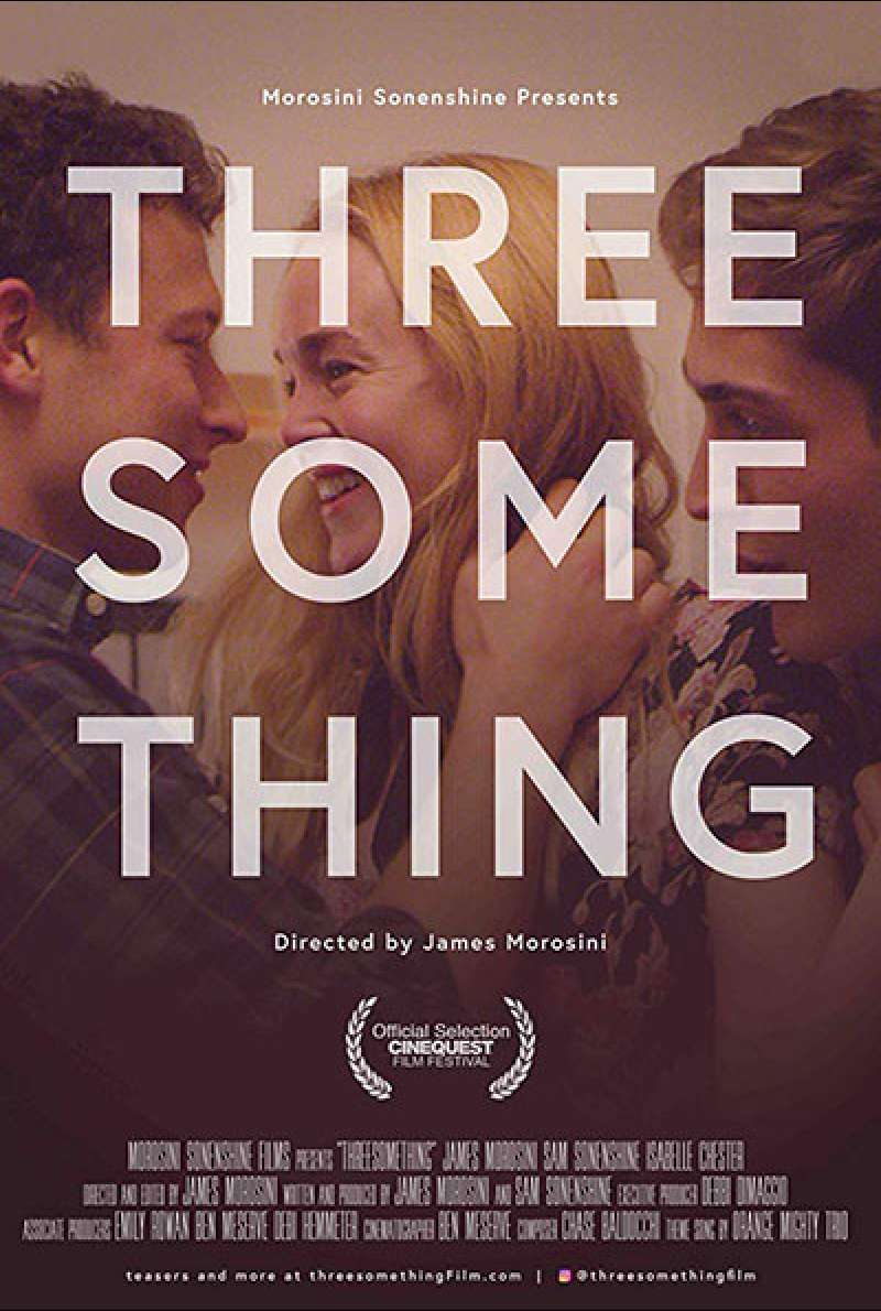 Bild zu Threesomething von James Morosini
