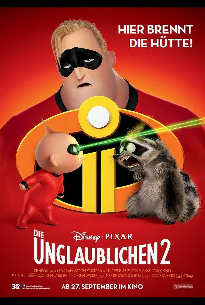 Die Unglaublichen 2 Ganzer Film Deutsch