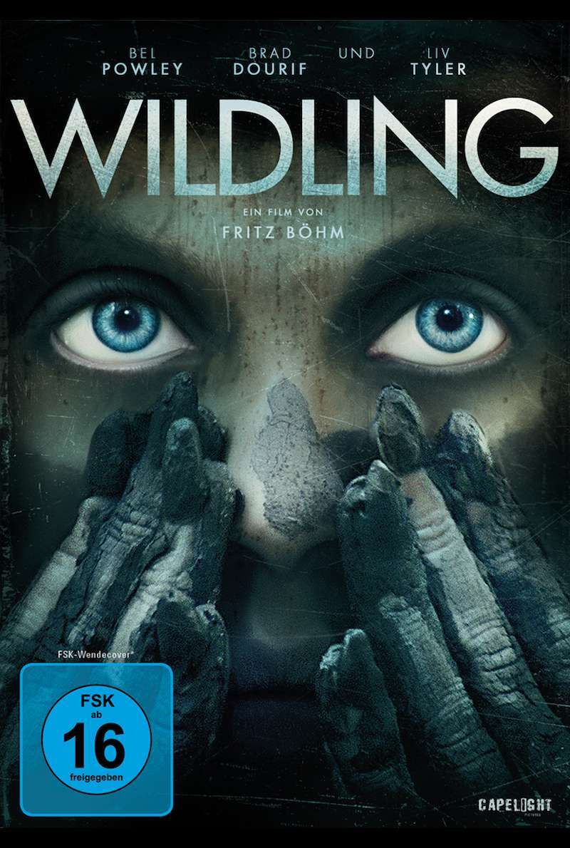 DVD-Cover zu Wildling (2018)