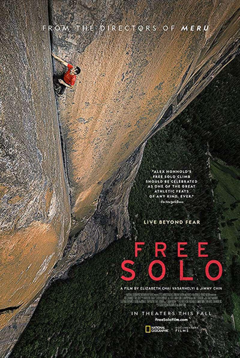 Free Solo Kino