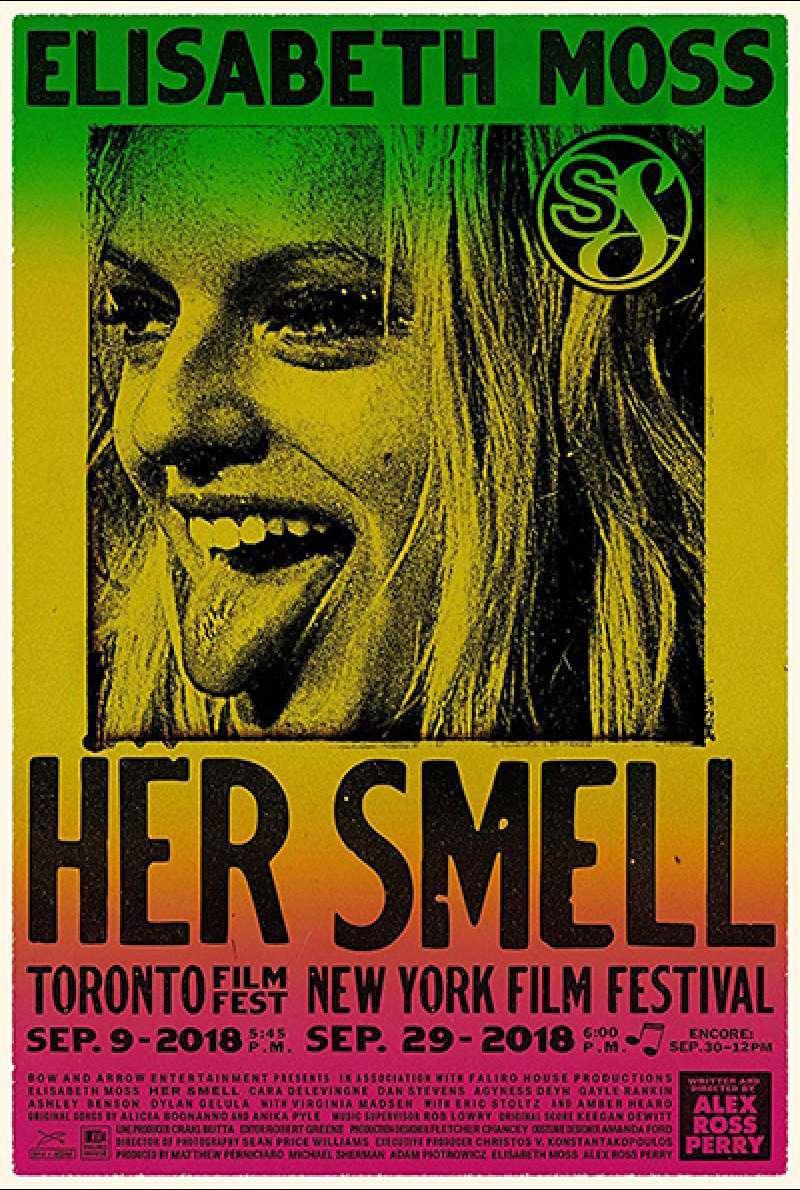 Her Smell 2018 Film Trailer Kritik