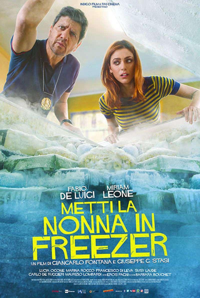 Bild zu Put Grandma in the Freezer von Giancarlo Fontana, Giuseppe Stasi