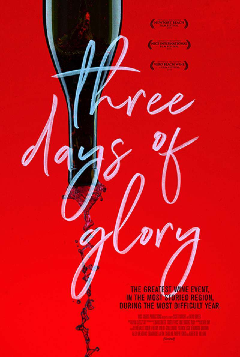 Bild zu Three Days of Glory von David Baker, Scott Wright