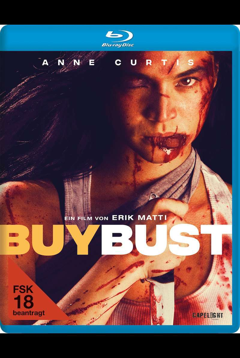 Blu-ray-Cover zu BuyBust (2018)