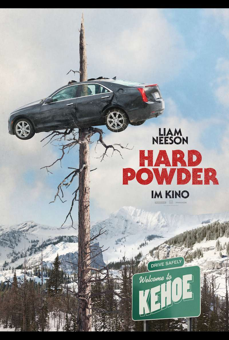 Filmplakat zu Hard Powder (2019)
