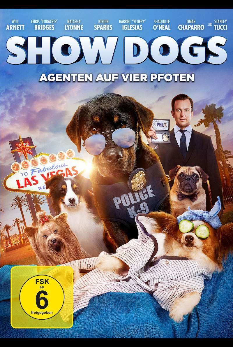 DVD-Cover zu Show Dogs